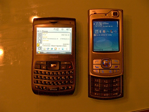 C730 and N80