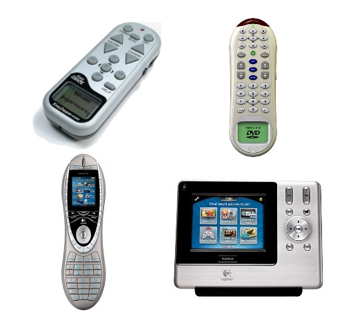 Harmony Remote Controllers