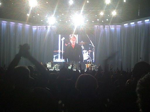 Rod Stewart Concert