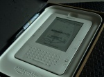 Kindle 2 in box