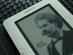One of Kindle 2 screen savers