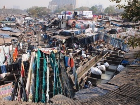 Mahalaxmi Dhobi Ghat Washing area