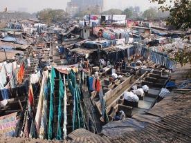 Mahalaxmi Dhobi Ghat Washing area