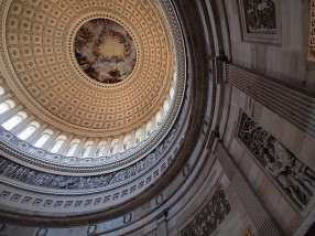 Rotunda in US Capitol